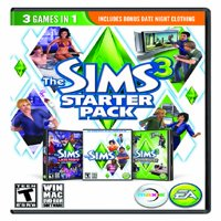 Electronic Arts EA The Sims 3 Starter Pack, PC, Windows, 73137