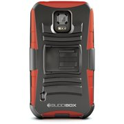 BUDDIBOX  HSERIES  Galaxy S5 ACTIVE Case Heavy Duty Durable Belt Clip  Holster Protective Cover 5be7357c4c