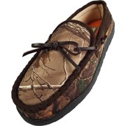 9c4afb50e05a Northern Trail - Mens Realtree Camouflage Moccasin Slipper - 30 Day  Guarantee - FREE SHIPPING