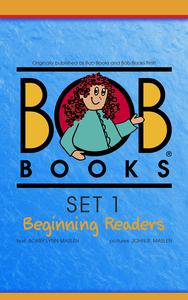 - Bob Books Set 1: Beginning Readers - eBook