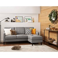 Dorel Living Kaci Sectional, Reversible, Multiple Colors