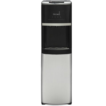 Primo Deluxe Bottom Loading ENERGY STAR Hot/Cool/Cold Water Dispenser, Black, Model 900130 (5 Gallon Water Dispenser)