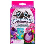 Hatchimals Jumbo Card Game with Surprise Mystery Figure