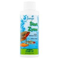 (2 Pack) Jungle Start Zyme Aquarium Start Up Formula, 4-Ounces