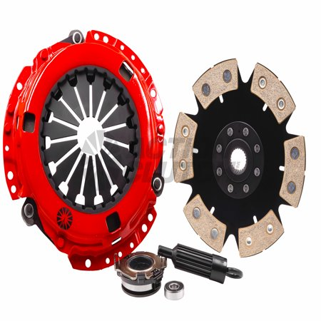Honda Civic 1988-1988 1.5L/1.6L 210mm, 21 spline UPGRADE KIT clutch kit