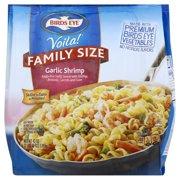 Birds Eye® Voila! Garlic Shrimp Family Size 42 oz. Pack