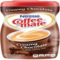 (6 Pack) COFFEE-MATE Creamy Chocolate Powder Coffee Creamer 15 oz. Canister