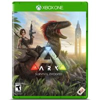 ARK Survival Evolved, Studio Wildcard, Xbox One, 884095178185