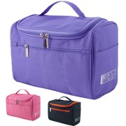 bca5152500 Waterproof Travel Toiletry Cosmetic Bag Hanging Makeup Bag Organizer Travel  Wash Bag