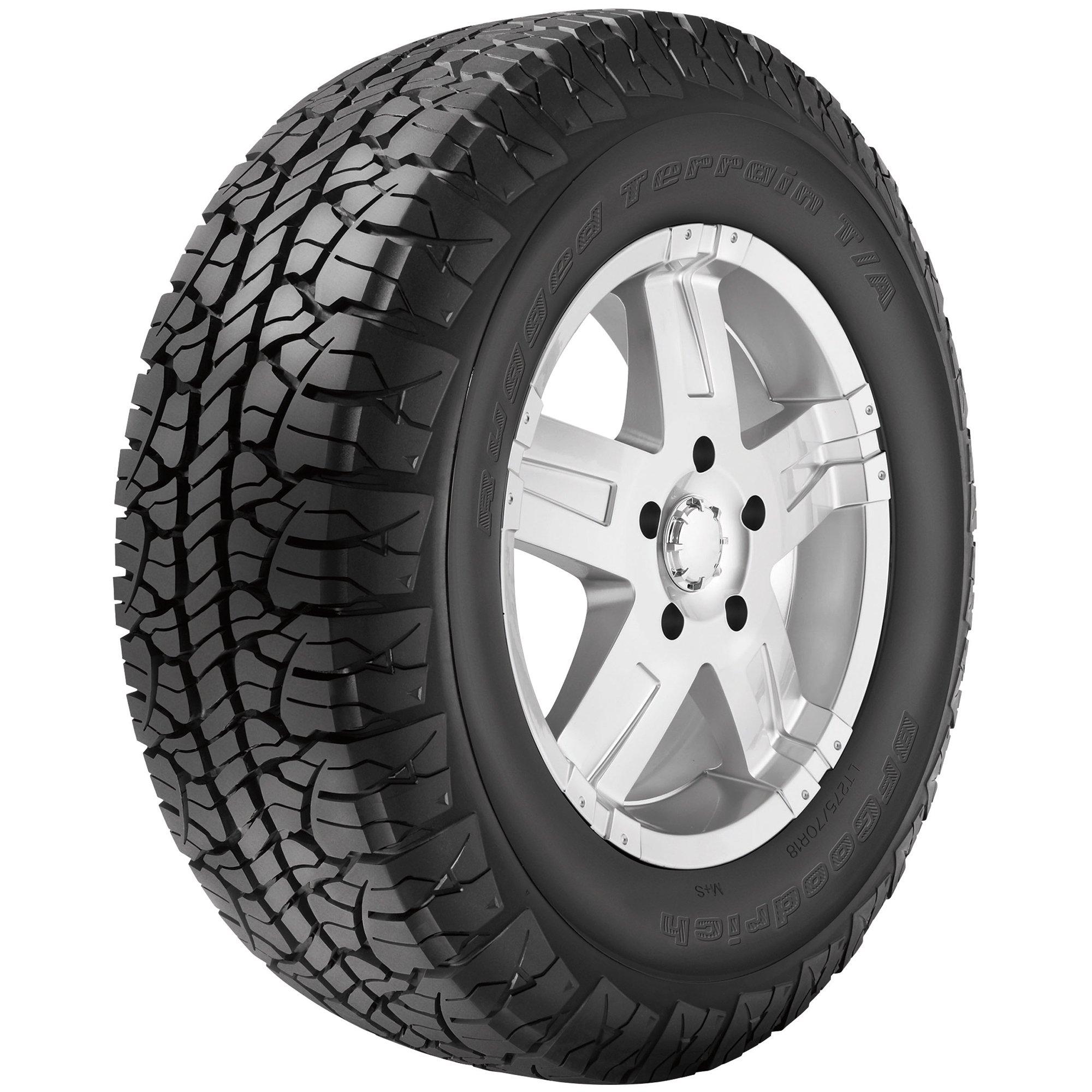 Bf Goodrich Truck Tires >> Bfgoodrich Rugged Terrain T A Tire P235 70r16 104t