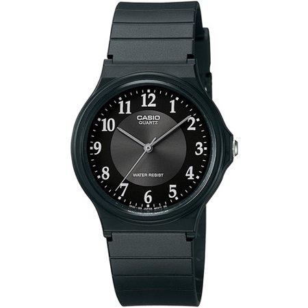 Men's Rubber Strap Analog Watch, - Digital Rubber Strap Watch