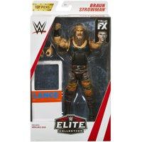 """Braun Strowman - WWE Elite """"Top Talent 2018"""" Toy Wrestling Action Figure"""
