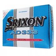Srixon AD333 Golf Balls, 12-Pack