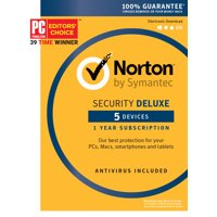 Norton Security Deluxe - 5 Device