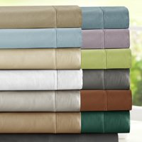 1000 Thread Count Luxury Egyptian Cotton Rich Sateen Sheet Set, 4pc