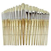 Beginner Paint Brush Set, 24/Pack