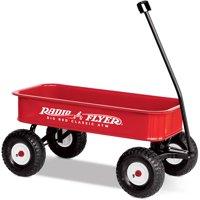 Radio Flyer, Big Red Classic ATW Wagon, Model #1800Z, Red