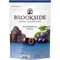 Brookside, Acai & Blueberry Dark Chocolate Candy, 21 Oz
