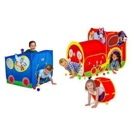 Playhut Disney Mickey Mouse Choo Choo Express Train (Mickey Mouse Tent)