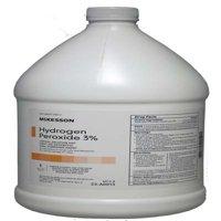 McKesson Hydrogen Peroxide Antiseptic 23-A0013 1 gal 1 Each