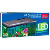Aqua Culture LED Aquarium Hood for 10-Gallon Aqua Culture Aquariums