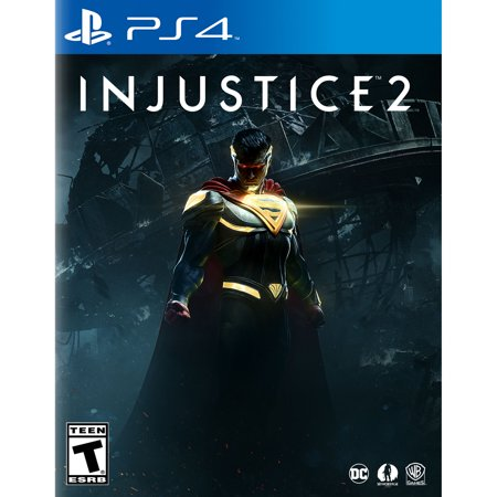 Injustice 2, Warner Bros, Playstation 4 - Two Bros
