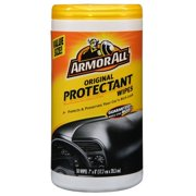Armor All Original Protectant Wipes, 50 count, Car Protectant