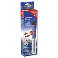 Penn Plax Fully Submersible Aquarium Heater, 75-Watt
