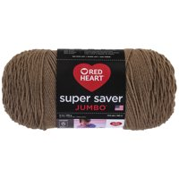 Red Heart Super Saver Yarn, CAFE LATTE