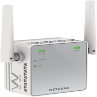 NETGEAR N300 WiFi Range Extender (EX2700-100PAS)