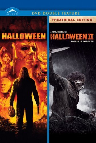 Halloween / Halloween II (DVD) - Top Ten Horror Movies For Halloween