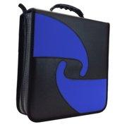 3b09a4b78de4 Premium Cloth 456 Compact Disc CD DVD Blu-Ray Media Wallet Folder Carrying  Case