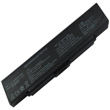 Superb Choice  6-cell Sony Vaio PCG VGN-AR VGN-CR VGN-NR VGN-SZ Series PN: VGP-BPS9 VGP-BPS9A/B Laptop Battery