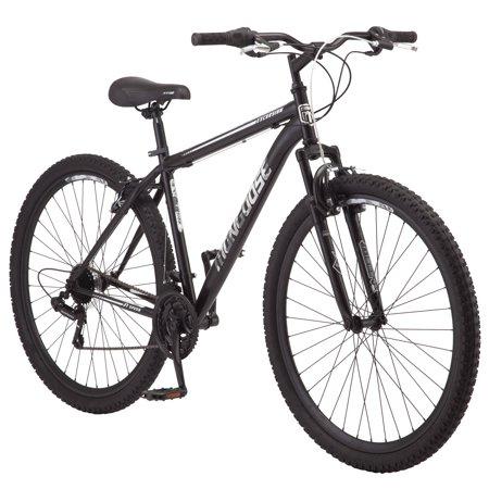 Mongoose 29 Excursion Men S Mountain Bike Black Walmart Com