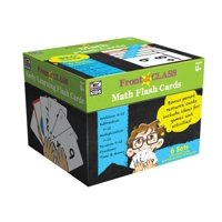 Front of the Class: Math Flash Cards, Ages 4 - 8 (Other)