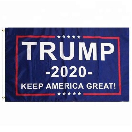 - Donald Trump for President 2020 Keep America Great Flag 3x5 Feet with Grommets