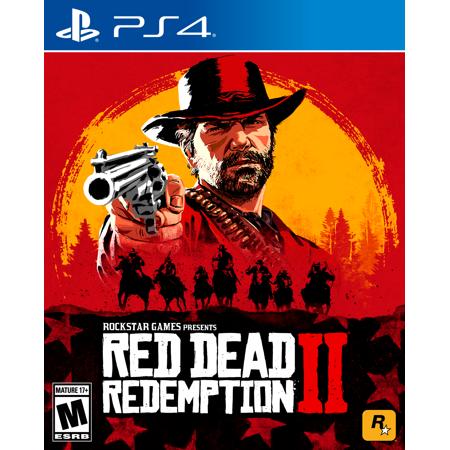 Red Dead Redemption 2 Rockstar Games Playstation 4 710425478901