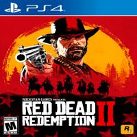Red Dead Redemption 2, Rockstar Games, PlayStation 4, 710425478901