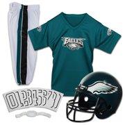5d6161ded Franklin Sports NFL Philadelphia Eagles Youth Licensed Deluxe Uniform Set