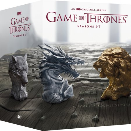Game of Thrones: The Complete Seasons 1-7 Box Set (DVD)](teach yourself to sew season 1)