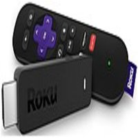 Roku 3600R Streaming Stick with Remote - Black (Refurbished)