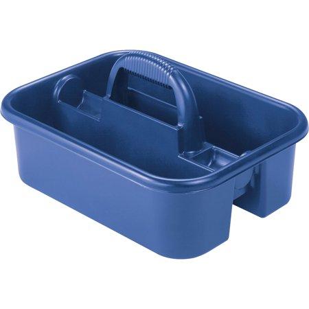Blue Medium Tote (Akro-Mils Handheld Tote Caddy)