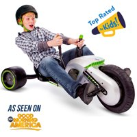 Huffy Electric Green Machine 24 Volt Battery-Powered Ride On Trike