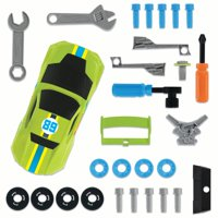 Hot Wheels Engines Go! Tool Kit - 29 Pieces