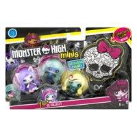 Monster High Minis Figure (3-Pack)