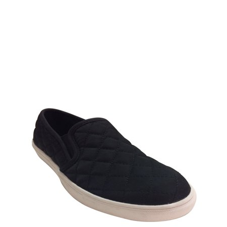 Women's Time And Tru Quilt Twin Gore Slip On