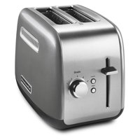 KitchenAid KMT2115SX 2-Slice Toaster with Manual Lift Lever, Brushed Stainless Steel