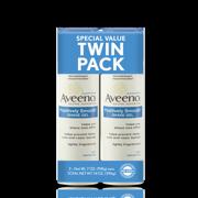 Aveeno Positively Smooth Moisturizing Shave Gel, 7 Oz 2pk