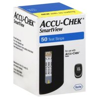 Accu-Chek SmartView Test Strips, 50 count