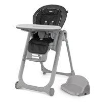Chicco Polly Progress 5-in-1 High Chair, Minerale